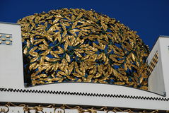 Secession Hall Royalty Free Stock Images
