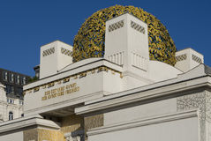 Secession, Vienna Royalty Free Stock Photography