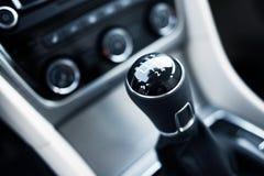 Sechs Geschwindigkeits-Auto-Getriebe Lizenzfreie Stockbilder