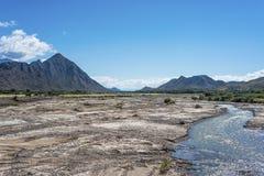 Seclantas i det Salta landskapet, Argentina fotografering för bildbyråer