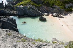 Secluded Beach Stock Photos