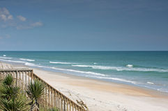 Secluded beach Royalty Free Stock Photography