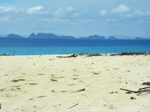 Secluded beach Thailand Royalty Free Stock Image