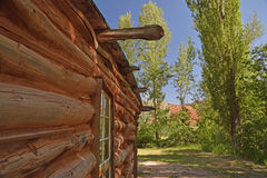 Secluded Cabin Royalty Free Stock Images