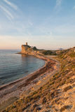 Secluded Costa Blanca bay Royalty Free Stock Image