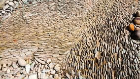 Seco corrida río fotos de archivo