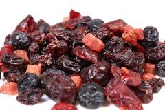 Seco-frutos misturados foto de stock royalty free