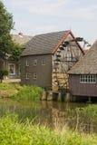 Secoli vecchio Watermill Fotografia Stock Libera da Diritti
