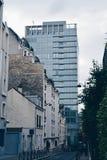 Secolo architettonico di rinnovamento XX di Parigi Fotografia Stock Libera da Diritti
