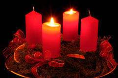 Second advent Stock Image