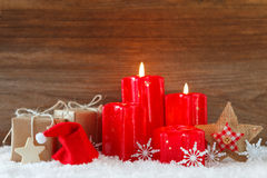 Second advent Royalty Free Stock Image
