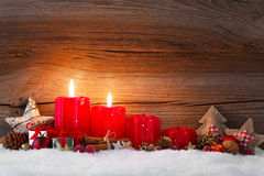 Second advent Royalty Free Stock Images