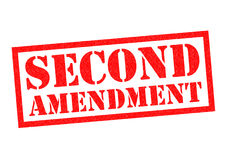 SECOND AMENDMENT Royalty Free Stock Images