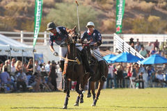 2012 Second Annual Scottsdale Polo Championships Royalty Free Stock Photo