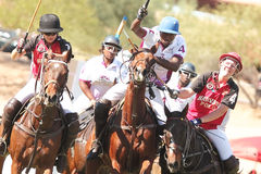 2012 Second Annual Scottsdale Polo Championships Stock Photography