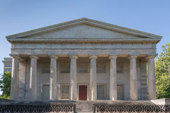 Second Bank of the United States. In Philadelphia, Pennsylvania Stock Photography