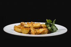 Second course Stock Photography