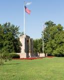 Second Division Memorial Washington DC Stock Photography
