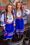 The second ethnic festival Bobovischenske Grono was held in Zaka Stock Images