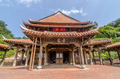 Second floor of The one nanyuan: Land of retreat and wellness Royalty Free Stock Photos