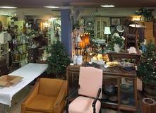 Antique store interior Stock Photos
