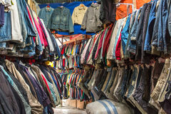 Second hand store Royalty Free Stock Images