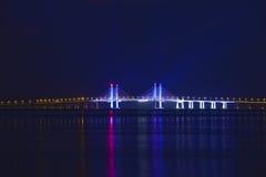 Second Penang Bridge Royalty Free Stock Photo