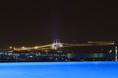 Second Penang Bridge Stock Image