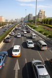 Second Ring Road in Beijing Royalty Free Stock Image