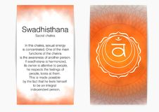 Free Second, Sacral Chakra - Swadhisthana. Royalty Free Stock Images - 117279209