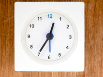 The second series of the sequence of time, 5/96 Stock Photography