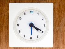 The second series of the sequence of time, 35/96 Royalty Free Stock Photography