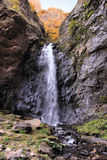 Second (small) Gveleti waterfall  (Georgia) Royalty Free Stock Images