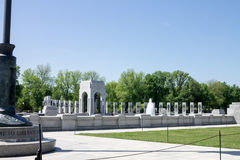 Second World War II Memorial Washington DC Royalty Free Stock Image
