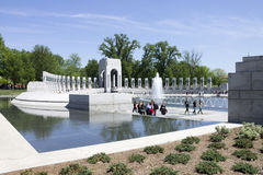Second World War II Memorial Washington DC Stock Images
