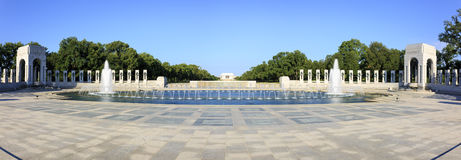 Second World War Memorial Royalty Free Stock Photography