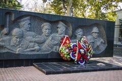 Second World War memorial Royalty Free Stock Photos