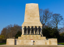 Second World War Memorial Royalty Free Stock Photos