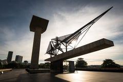 Second World War Memorial in Rio de Janeiro stock photos