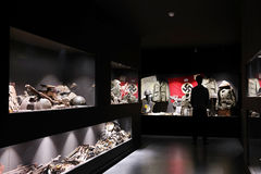 Second World War Museum Royalty Free Stock Photography