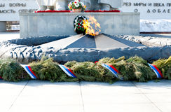 Second World War 1939-1945, Victory Memorial ,Ryazan, Russia Stock Photography