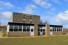 Free Secondary School Building Royalty Free Stock Image - 30647526