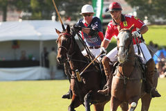 2012 seconde Scottsdale annuel Polo Championships Photos stock