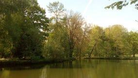 Secondo lago Fotografia Stock