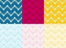 In secondo luogo modello di colore di Zigper Immagini Stock Libere da Diritti