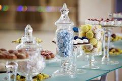 Secouez les bonbons à petits gâteaux photos stock