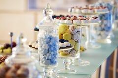 Secouez les bonbons à petits gâteaux photo stock