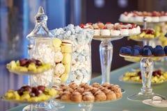 Secouez les bonbons à petits gâteaux image stock