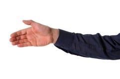 Secousse de main photo libre de droits