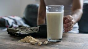 Secousse 3 de protéine Photos stock